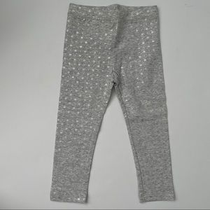 Old Navy Gray Leggings Size 3T